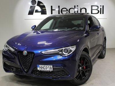 begagnad Alfa Romeo Stelvio 2.0 Turbo AWD AUT VELOCE Nya 2020 modellen 2020, SUV 529 900 kr