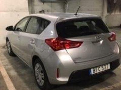 begagnad Toyota Auris 1.4