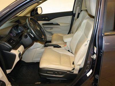 begagnad Honda CR-V 2.2 i-DTEC 4WD (150hk)
