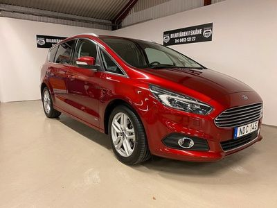 begagnad Ford S-MAX 2.0 TDCi AWD Powershift, 180hk