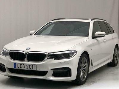 begagnad BMW 530 5-serien d xDrive Touring, G31