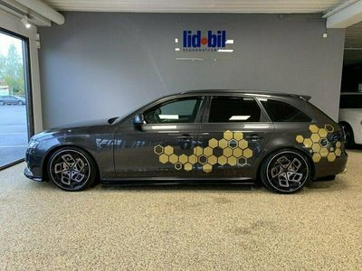 begagnad Audi A4 Avant 3.0 TDI V6 DPF quattro