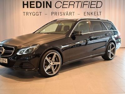 begagnad Mercedes E220 CDI Kombi // Värmare // Bi-Xenon