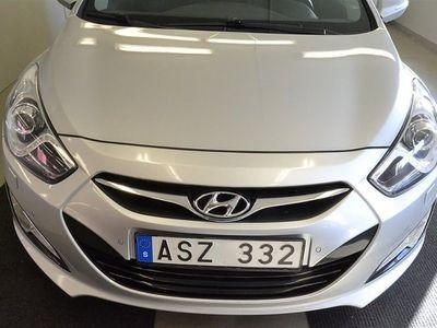 "begagnad Hyundai i40 1,7 CRDi AUT NAVI ""DRAG"