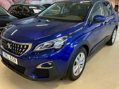 begagnad Peugeot 3008 Active PureTech Automat 2018, SUV Pris 194 900 kr