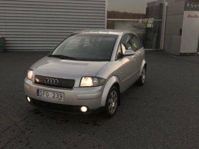 begagnad Audi A2 1,4 -01