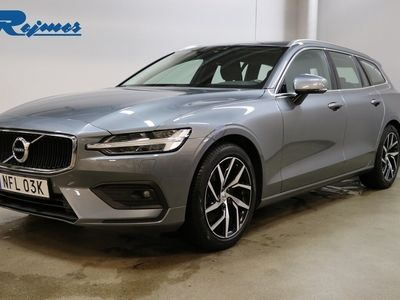begagnad Volvo V60 T5 Momentum Advanced Edition 2019, Kombi 339 099 kr