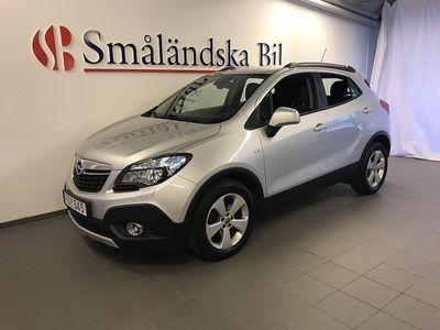 begagnad Opel Mokka 1.4 Turbo ecoFLEX 4x4 Euro 6 140hk