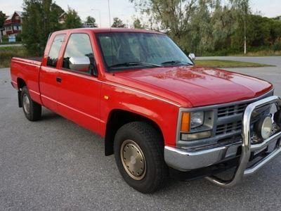 begagnad Chevrolet 2500 V8 6,5TD 4x4 -94