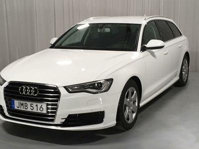 brugt Audi A6 AVANT 2.0 TDI (190hk)