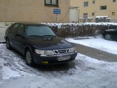 begagnad Saab 9-3 2,0 SE 1998