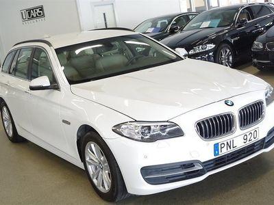 begagnad BMW 530 d xDrive 258hk Sv-Såld 1ägare Leasbar 0:-