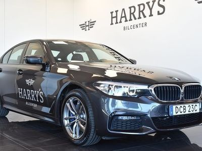 begagnad BMW 530 e iPerformance Sedan Steptronic M Sport Euro 6 252HK 360-kamera
