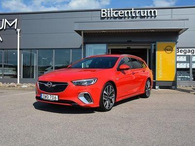 used Opel Insignia GSi Sports Tourer 2.0 CDTI 4x4 210hk