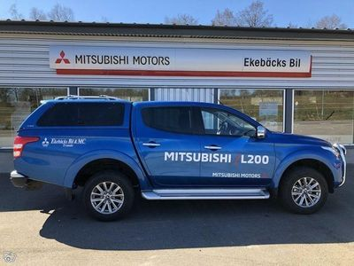 begagnad Mitsubishi L200 Business Performer Pro -18