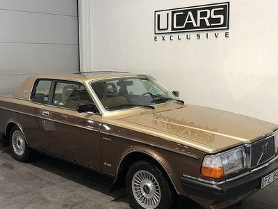 begagnad Volvo 262 Bertone V6 Automat 1981, Personbil 249 900 kr