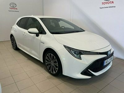 begagnad Toyota Corolla Hybrid Style 5-D