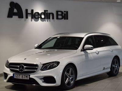 begagnad Mercedes E220 // AMG-Line // Backkamera