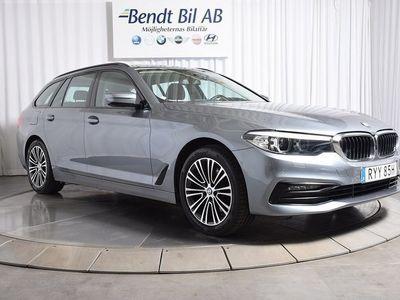 begagnad BMW 520 d xDrive/Sport line/Värmare