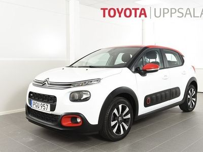 brugt Citroën C3 1,2 Puretech Feel 82hk -17