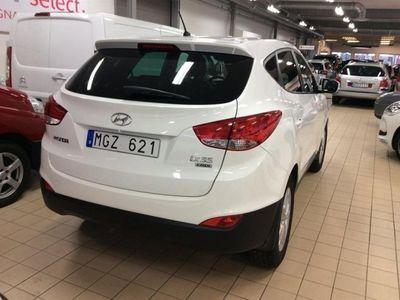begagnad Hyundai ix35 1.7 CRDi 2WD (115hk) -12