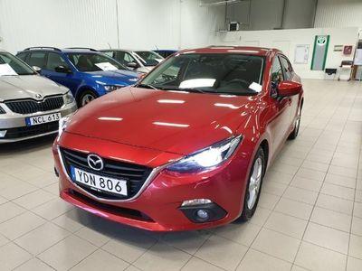 brugt Mazda 3 SKYACTIC- G OPTIMUM 2,0 165 HK