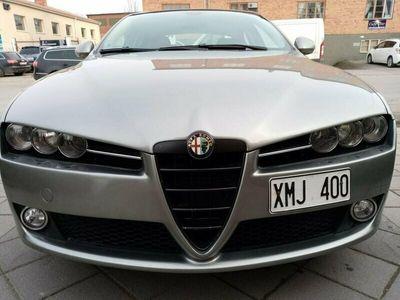 begagnad Alfa Romeo 159 2.2 JTS 16V 185hk