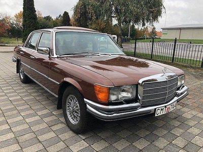 begagnad Mercedes 450 SE Automat 217hk