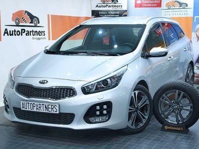 begagnad Kia cee'd 1.6GDI AUT GT-line NYSKICK 2500MIL