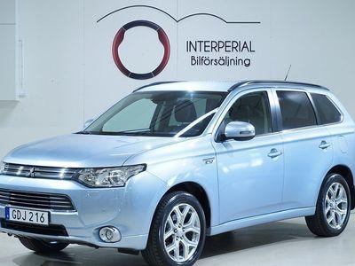 brugt Mitsubishi Outlander P-HEV Business Nav Safety