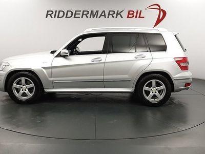 begagnad Mercedes GLK220 CDI 170hk/DRAG FULLSERV -12
