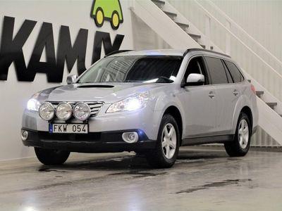 begagnad Subaru Outback 2,0D   Business   Drag