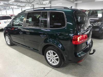 begagnad VW Touran 1,6 TDi 105 WEBASTO 7-sits