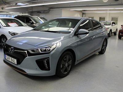 begagnad Hyundai Ioniq Electric 28 kWh 120hk PREMIUM P