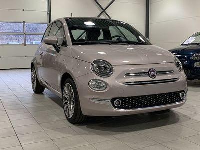 begagnad Fiat 500 1,2 69HK STAR EDITION