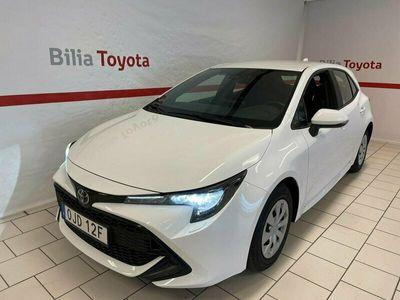 begagnad Toyota Corolla 1.2T 5-D MANUELL BENSIN