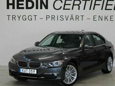 begagnad BMW 320 d xDrive Aut Luxury - Line PDC Xenon