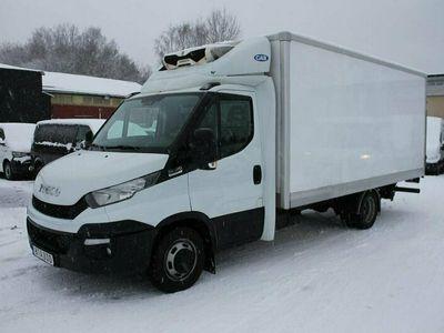 begagnad Iveco Daily Chassis 3.0AUT Kyl+Frys+BG-Lyft Eu6 170hk