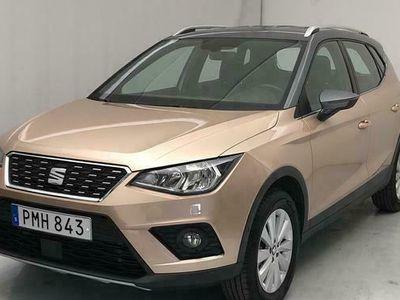 begagnad Seat Arona 1.0 TSI 2018, SUV Pris 135 000 kr