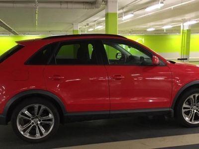 begagnad Audi Q3 2,0 TDI Quattro 177HK S-tronic -13