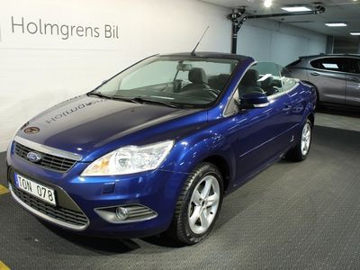 used Ford Focus Cabriolet 1.6 CC 101hk -10