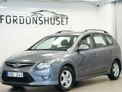 begagnad Hyundai i30 1.6 CRDi KOMBI   DRAGKROK 2012, Kombi Pris 44 900 kr