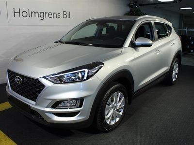 begagnad Hyundai Tucson 1.6 T-GDi DCT 2WD Nordic Edition