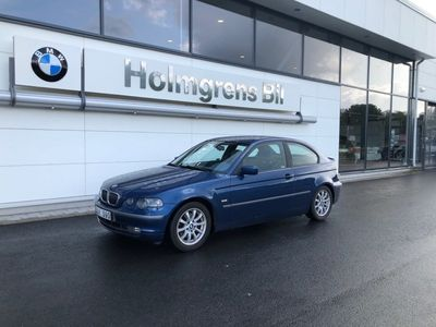 begagnad BMW 325 TI Compact E46