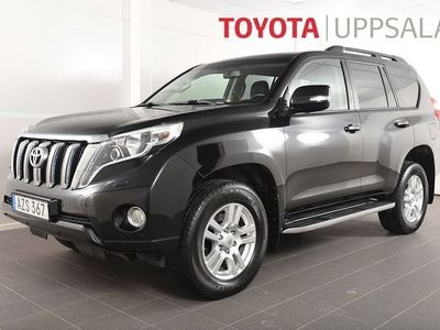 begagnad Toyota Land Cruiser 150 2.8D BusinessPlus 2015, SUV 379 900 kr