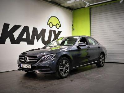 begagnad Mercedes C250 C Benzd 4 Matic Automat 2015, Sedan 264 900 kr