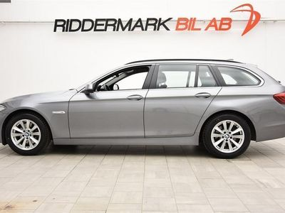 begagnad BMW 520 d xDrive* Touring 190hk AUT / DRAG