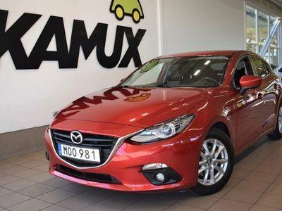 begagnad Mazda 3 Sport 2.0 SKYACTIV-G | 120 hk | SoV |