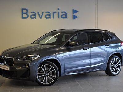 begagnad BMW X2 xDrive 20d Innovation Edition