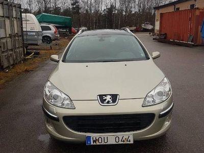 begagnad Peugeot 407 SW 2.0 136hk